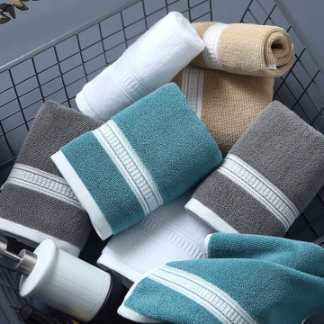 OBOA Khăn lông Khăn lau khách sạn khăn lau mặt thấm nước khăn lau hộ gia đình nam nữ trưởng thành