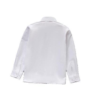 Lu A lụa Áo Sơ-mi trẻ em 2019 ren quần áo trẻ em mới bé gái áo dài tay cotton Hàn Quốc áo trẻ em chạ
