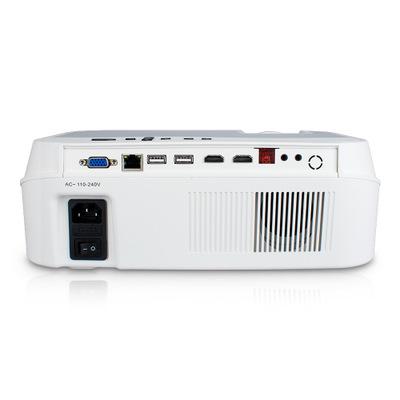 Cinema gia đình Máy chiếu micro-Sheng VS626 mới gia đình 1080P3D máy chiếu tại nhà văn phòng Hệ thốn
