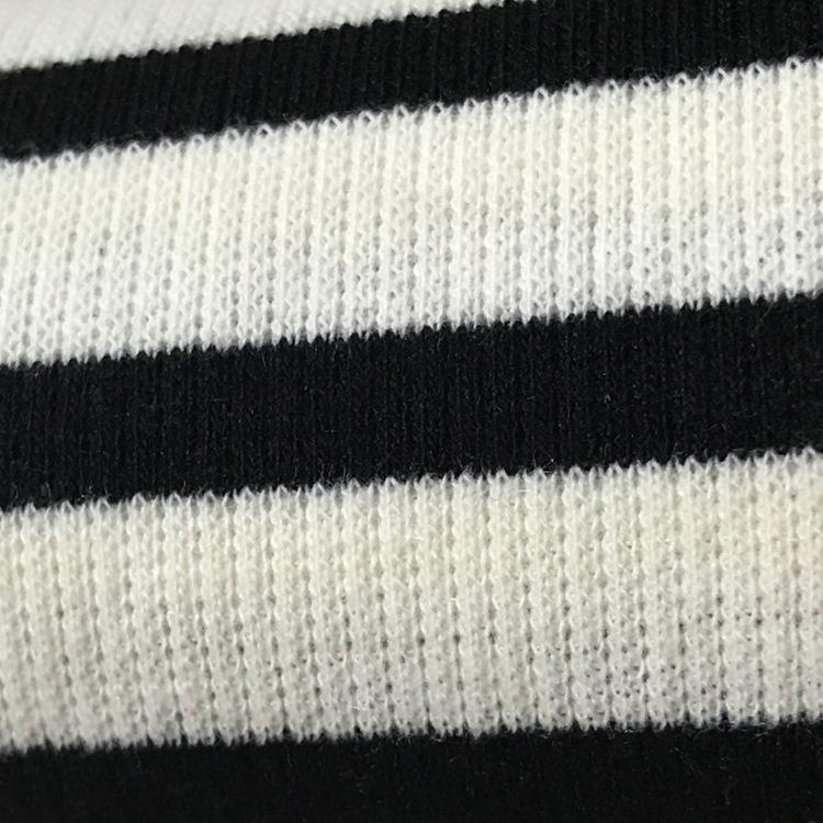 JUNSHE Vải Rib bo Các nhà sản xuất cung cấp vải Rowan Giải trí và thoải mái dịch vụ gia đình lót vải