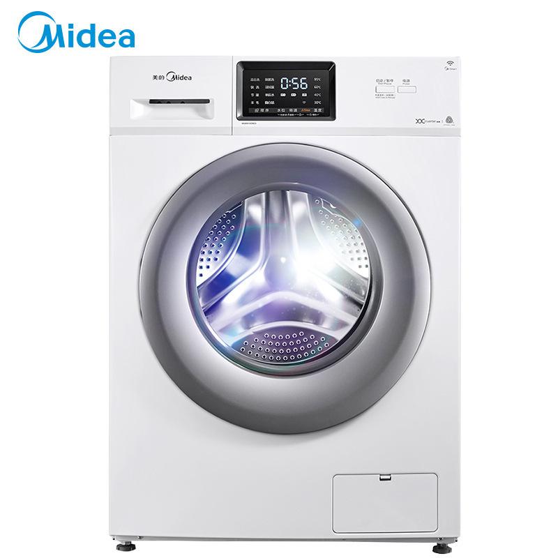 Midea Máy giặt tự động chuyển đổi tần số đám mây thông minh Midea / Midea MG80V330WDX 8 kg