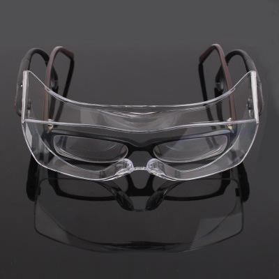 Kính bảo hộ  Kính bảo hộ phòng thí nghiệm 3M12308 kính bảo vệ chống sương mù chống bụi cát chống gió