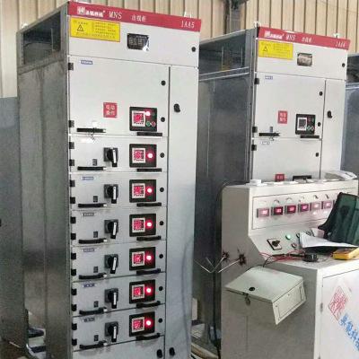 Tủ mạng cabinet Các nhà sản xuất đặt mua ngăn kéo hoàn chỉnh GCS / GCK / MNS Bộ thiết bị đóng cắt đi
