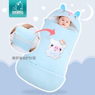 Túi ngủ trẻ em Nhà máy sản xuất trực tiếp sản phẩm cho bé sơ sinh túi ngủ cotton mùa thu và mùa đông