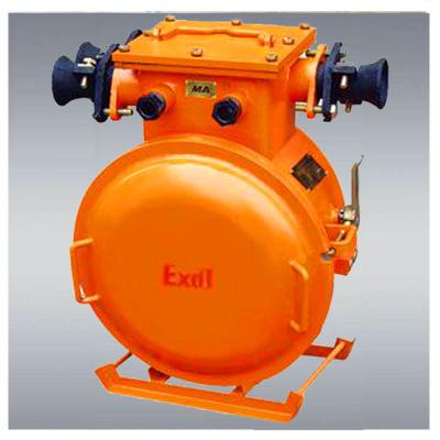 Bộ khởi động động cơ  Khởi động điện từ lớn khai thác chân không điện nổ khởi động QBZ-30 / 60N / 11