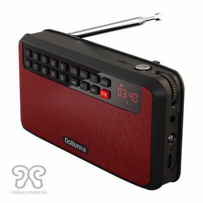 Rolton / Le Ting Máy Radio Rolton / âm nhạc đài phát thanh T60 MP3 loa di động mini stereo cũ Walkma