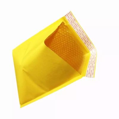 bao thư chống sốc Bubble Envel Bubble Pack Courier Bag Yellow Pack Kraft Bubble Bag Bọt Bag Túi pho
