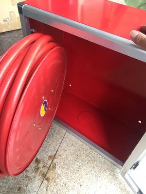 Vòi nước chữa cháy  Nhà máy bán buôn Hộp vòi cứu hỏa Hộp cứu hỏa tự cứu chữa hộp cuộn Hộp cứu hỏa Hộ