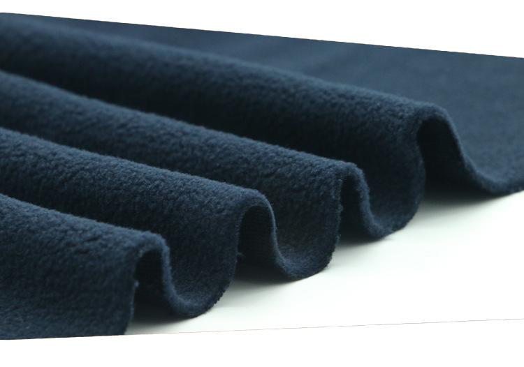 XINYUN Vật liệu tổng hợp 48 màu lông cừu một mặt 190 g vải tổng hợp quần áo nhà dệt găng tay dệt kim