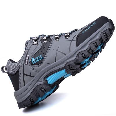 Giày đi bộ Cung cấp xuyên biên giới 2019 mới chống trượt giày đi bộ đường dài ngoài trời chống trượt