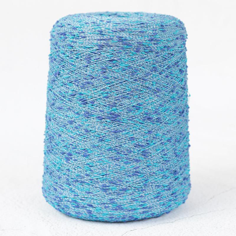 CHANGDING Sợi Fancy Sợi polyester, áo len dệt kim, sợi, nút thắt màu, mohair, sợi lạ mắt, tùy chỉnh