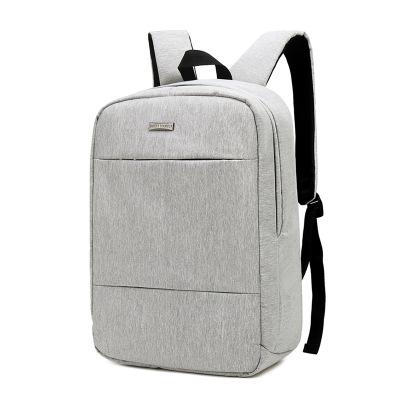 Túi đựng máy vi tính 2019 giản dị dung lượng lớn ba lô Sạc USB Oxford vải chống nước vai máy tính du