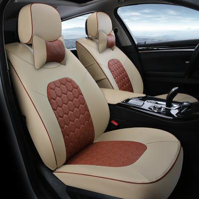 QIMA Drap bọc ghế xe hơi Honda CR-V Civic Platinum Core Eyre Jade XR-V Accord Fit Sidi Đệm ghế ô tô