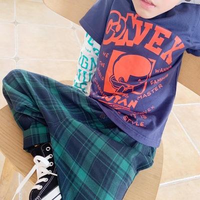 Áo thun trẻ em 19 mẫu áo thu đông cho nam và nữ bộ sưu tập áo thun thương hiệu thủy triều trung tính