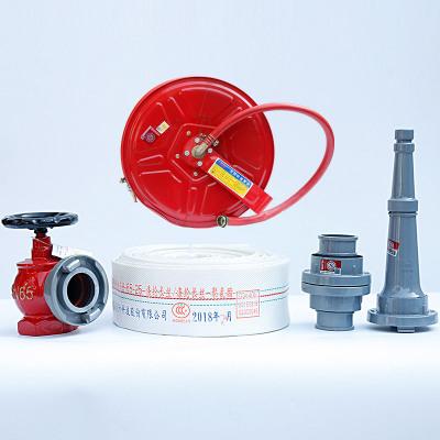 Đầu vòi chữa cháy Cung cấp hộp cứu hỏa trong nhà và ngoài trời Hộp cứu hỏa với súng nước khóa reel l