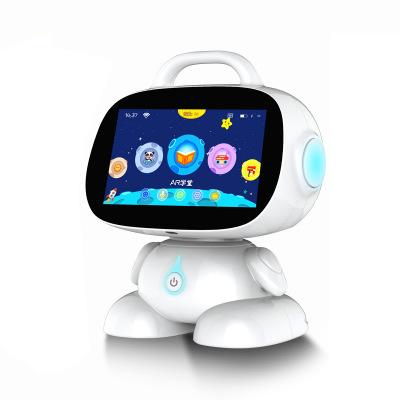 Máy học ngoại ngữ Giáo dục mầm non robot 9 inch Android WIFI máy học video rung nhà giáo dục robot t
