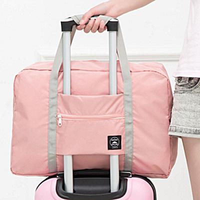 VaLi hành lý Túi du lịch túi xách tay túi hành lý túi hành lý túi ngắn khoảng cách vai nữ túi gấp có