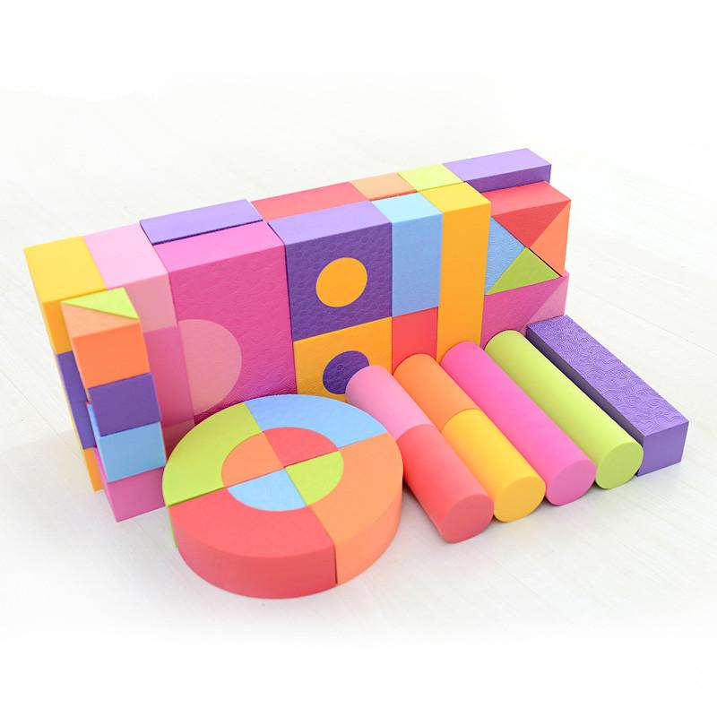 JINBEIDI - Bộ đồ chơi lắp ráp bằng gỗ Sylvester cho trẻ em .