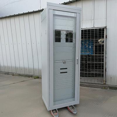 SAIZHI tủ điện Nhà sản xuất tùy chỉnh tủ điện A22 tủ màn hình DC cao 2200mmx rộng 800mmx sâu 600mm