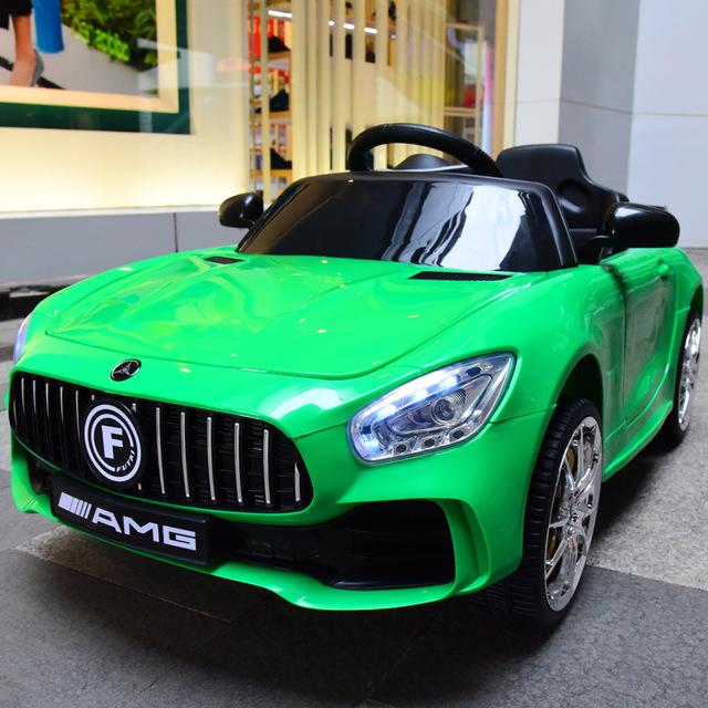 Xe điện Mercedes-Benz, xe điện trẻ em