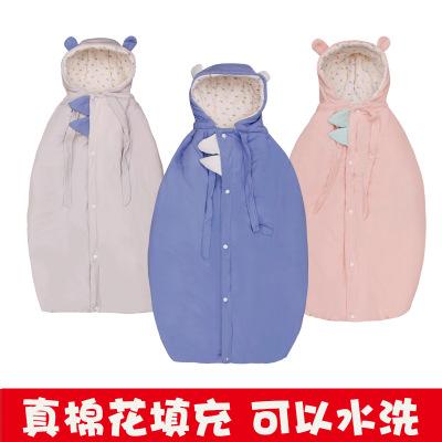 khác Áo choàng trẻ em  Áo choàng trẻ em bằng vải cotton cho bé có thể tiếp cận với áo choàng
