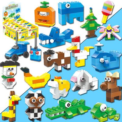 Bộ đồ chơi lắp ráp nhiều hình dành cho trẻ em .