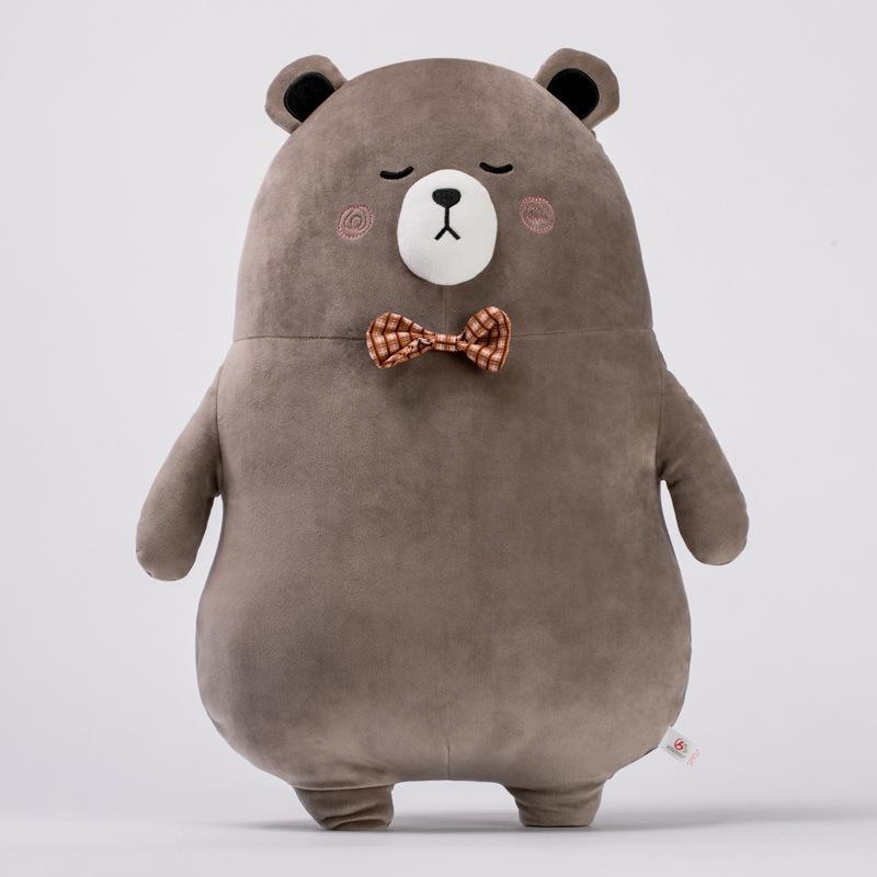 Thú nhồi bông hình chú gấu dễ thương cho bé .
