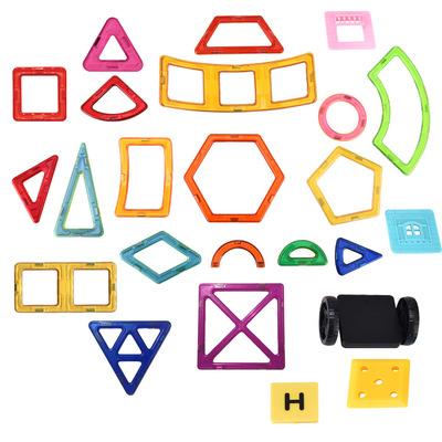 Tila Bộ đồ chơi lắp ráp khối từ tính cho trẻ em .