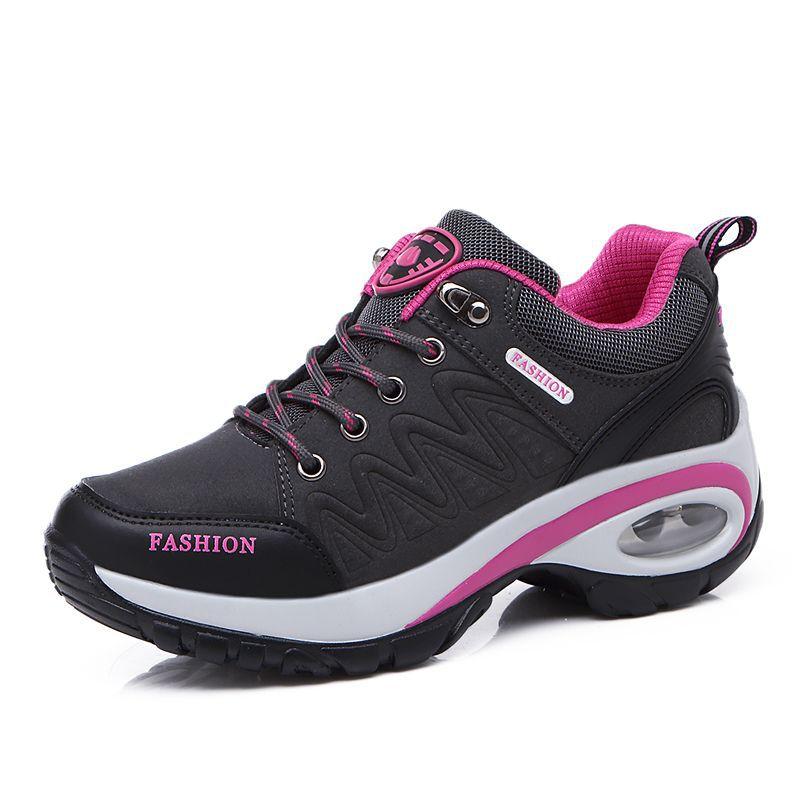 Giày đi bộ dành cho nữ Giày thể thao Giày chống trượt cho phụ nữ đi bộ chống trượt Giày đi bộ bình t