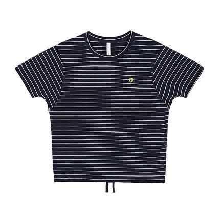 ZUCZUG Vải Visco (Rayon) Áo thun cotton nam dệt kim tròn ngắn An Ko Rau 0183TS03