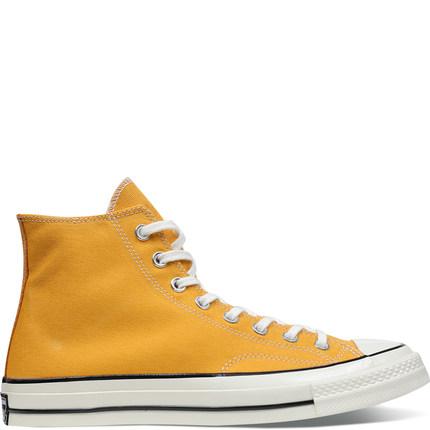 CONVERSE giày vải CONVERSE chính thức Chuck 70 đôi giày vải cổ điển cao cấp cổ điển mẫu đôi 162054C