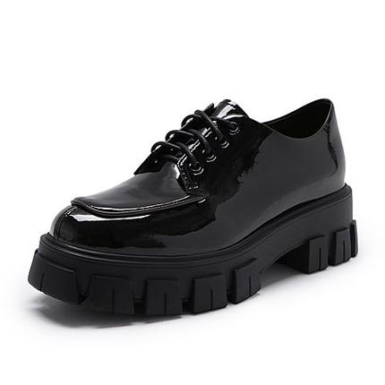 Giày nữ hàng Hot Trung tâm mua sắm mùa thu mới của Belle 2019 với cùng một đoạn nữ giày cao cổ gió A