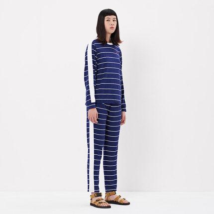 ZUCZUG Vải Visco (Rayon) An Ko Rau Dày Cotton Polyester Loop Đan áo thun dài tay 0181TS03