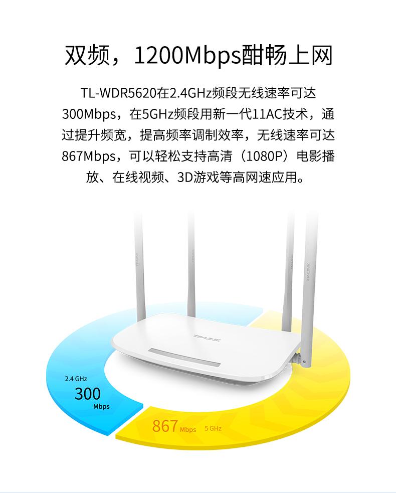 Modom Wifi Hệ thống định tuyến mạng mạng TP-LINK về nhà thông qua bức tường tốc độ Internet thông qu