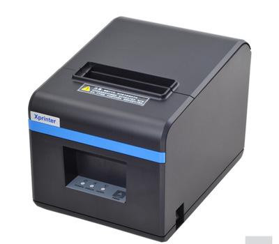 Xprinter Máy in Máy in nhiệt lõi 烨 XP-N160II 80mm phục vụ POS máy tính tiền mặt máy in cổng nhà bếp