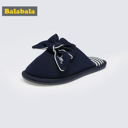 BALABALA dép trẻ em Giày dép trẻ em Balabala 2019 mới mùa xuân và mùa thu cho bé Giày dép trẻ em cho