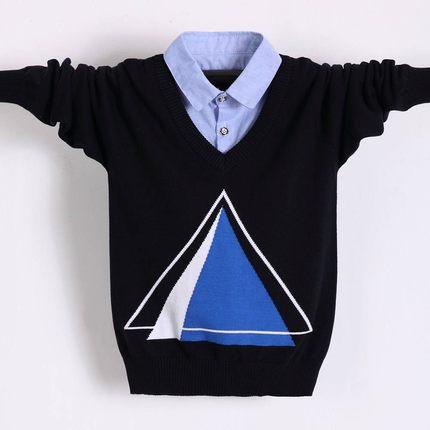 AIMIANFANG Vải dệt kim  Tình yêu cotton vuông mùa xuân và mùa thu và mùa đông chàng trai mỏng quần á