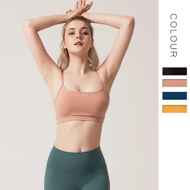 Quần áo tập yoga với áo ngực thể thao Chạy bộ .