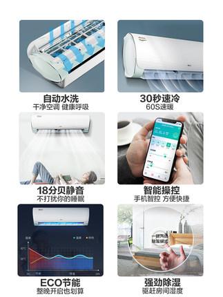 AUX  Điều hòa, máy lạnh Máy điều hòa không khí biến tần A lớn 1,5 P treo hiệu quả năng lượng hạng nh