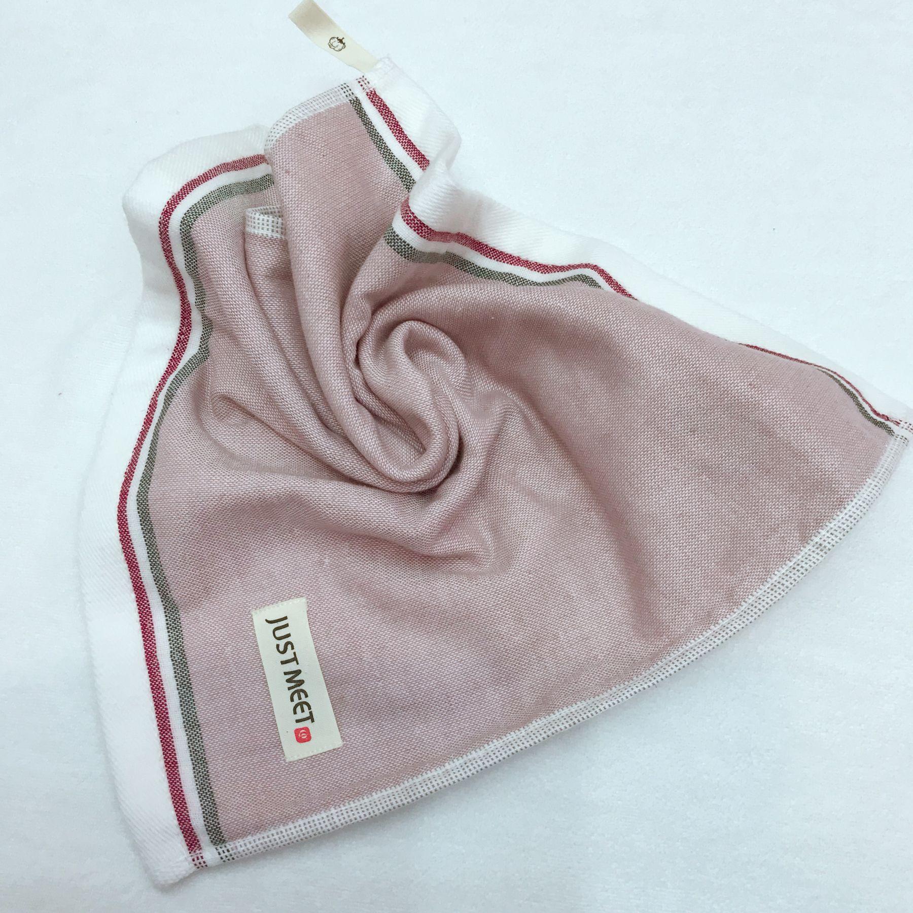 QINGCHEN Dệt may gia dụng Pet buổi sáng buổi sáng QINGCHEN khăn bông nhà mềm nước công ty quà tặng b