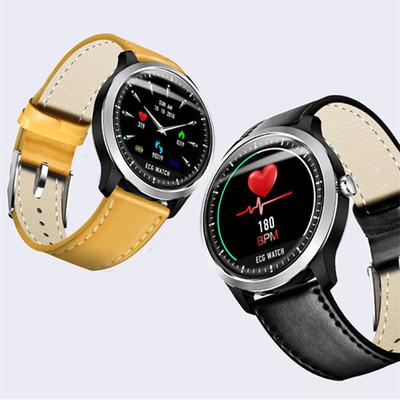 Aidls Đồng hồ thông minh [nhà máy trực tiếp] N58 vòng đeo tay thông minh mới ECG HRV báo cáo huyết á