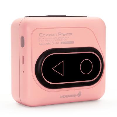 GUGUJI Máy in Thời gian ngừng hoạt động của máy in nhiệt g4 memobird Máy in mini bỏ túi Bluetooth