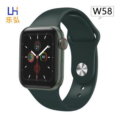 Đồng hồ thông minh Mới W58 vòng đeo tay thông minh thể thao nhịp tim huyết áp không thấm nước theo d