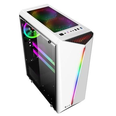 WANJIA Thùng CPU Streamer mới đầy đủ thông qua khung trò chơi máy tính để bàn khung máy tính bán buô