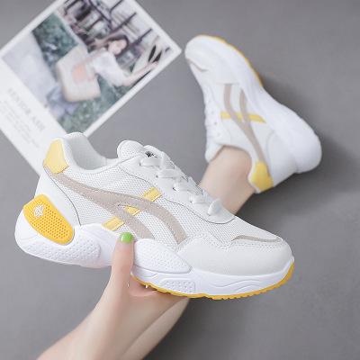 Giày nữ hàng Hot Giày nữ nữ mùa thu 2019 mới Giày thể thao phiên bản Hàn Quốc của lưới đỏ hoang dã g