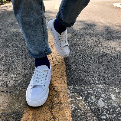 Giày Sneaker / Giày trượt ván Giày da trắng đế mềm đế mềm nữ sinh viên phiên bản Hàn Quốc của giày t