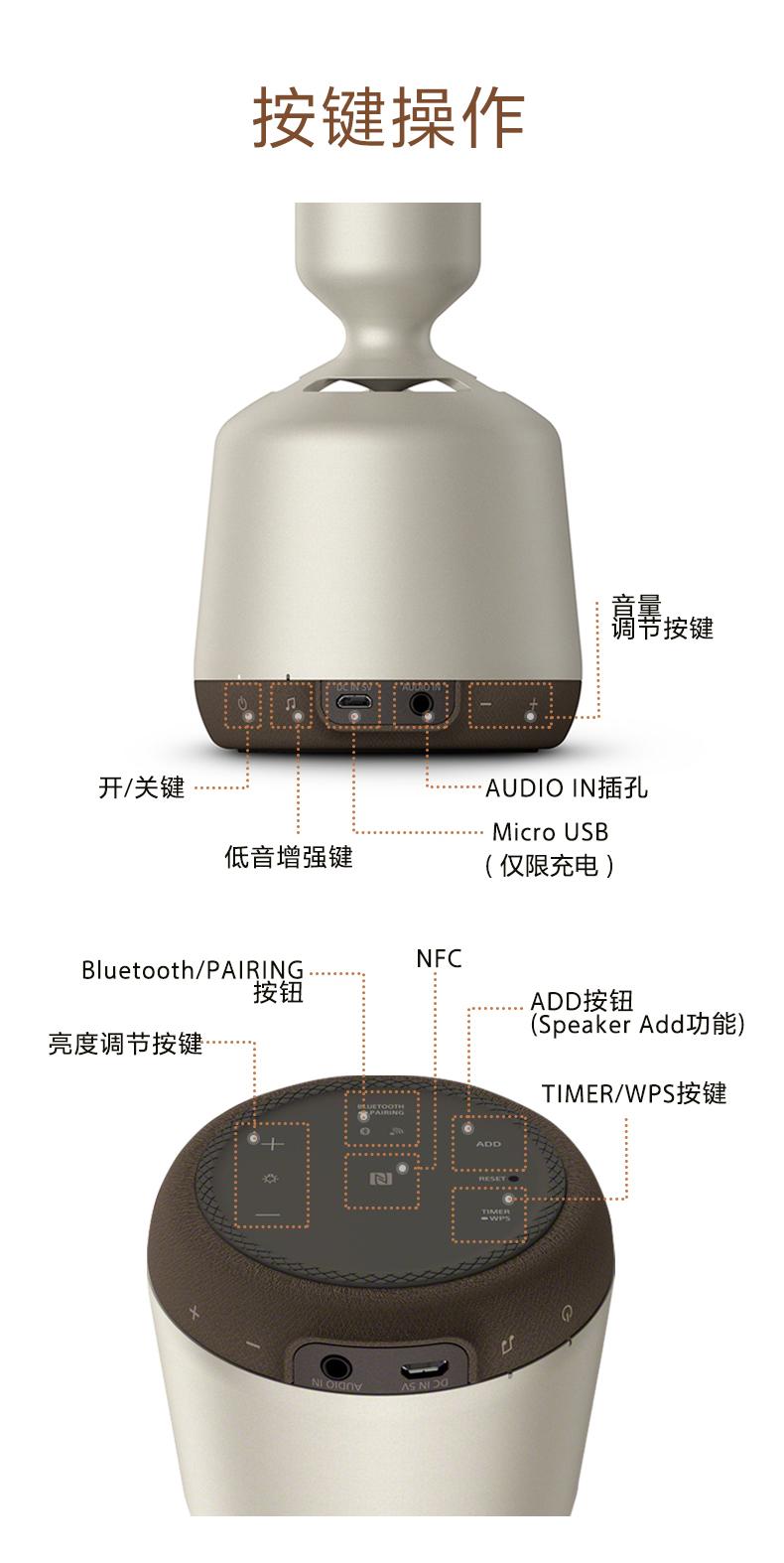 Loa Bluetooth Âm thanh thanh thanh thanh thanh thanh thanh duy nhất của đường cong tai dài