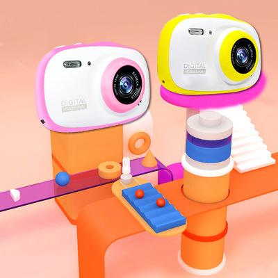 ZHONGXING Máy ảnh kỹ thuật số Máy ảnh chống nước trẻ em chống nước máy ảnh kỹ thuật số 3 mét chống n
