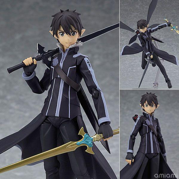 Anime đồ chơi figma 289 Sword Art Online II Kirito Kiritani Kazuto ALO