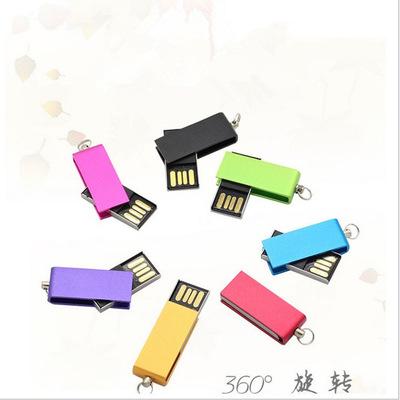 GANENTU USB Nhà máy sản xuất đĩa U Tùy chỉnh đĩa U Kim loại nhỏ Pha lê Ling U Đĩa Quà tặng Đĩa U Doa